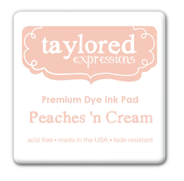 Taylored Expressions Ink Cube-Peaches N Cream