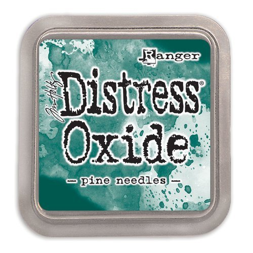 Tim Holtz Distress Oxide Ink-Pine Needles