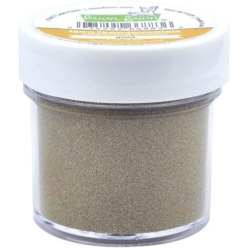 Lawn Fawn Embossing Powder-Gold