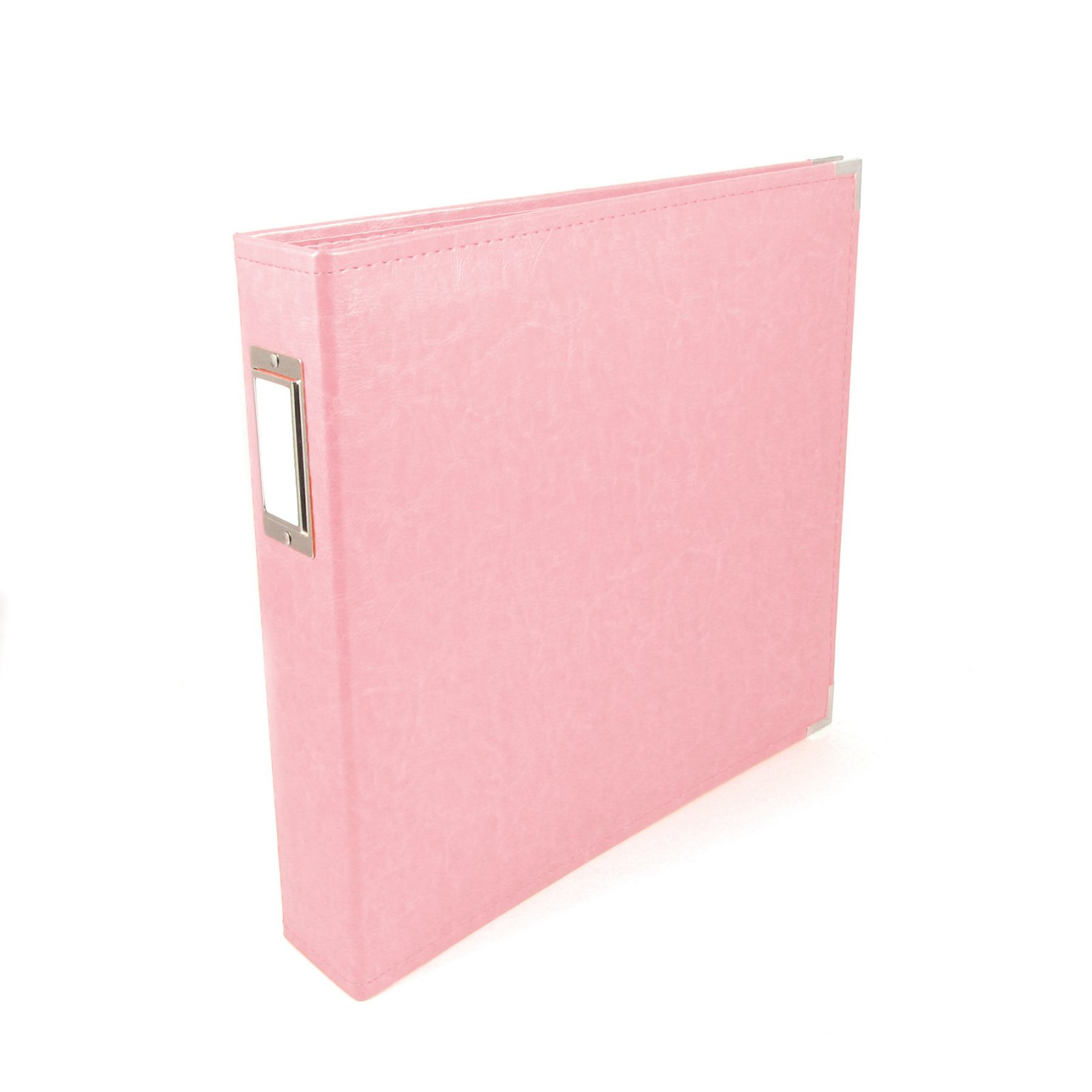 We R Memory Keepers 12x12 Album-Pretty Pink