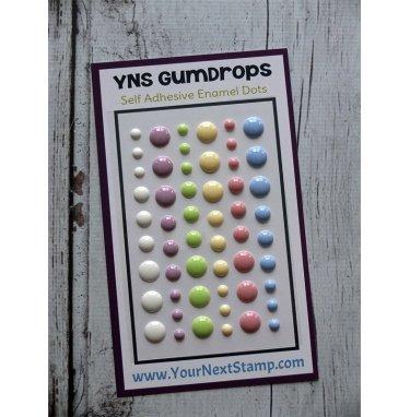 Your Next Stamp Gumdrops-Pretty Pastels