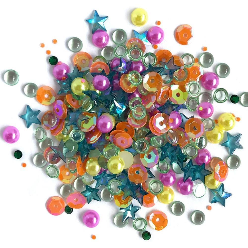 Sparkletz Embellishment Pack-Rainbow