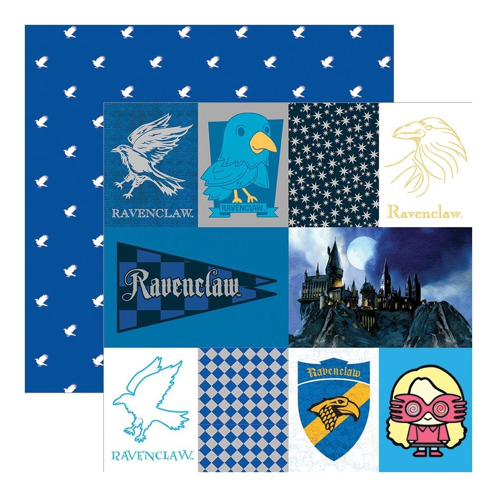 Harry Potter-Ravenclaw (Foil Accents)