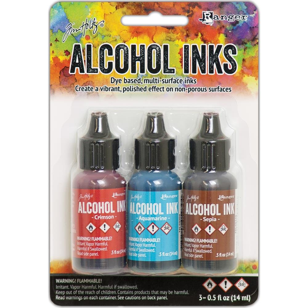 Tim Holtz Alcohol Inks-Rodeo (58755)