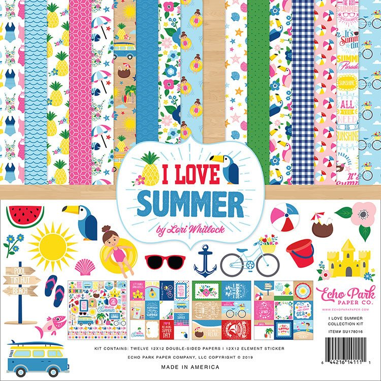 I Love Summer-Collection Pack