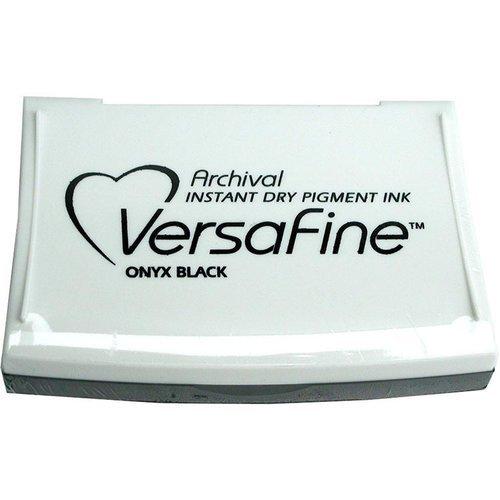 Versafine Ink Pad-Onyx Black