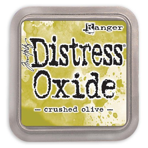 Tim Holtz Distress Oxide Ink-Crushed Olive