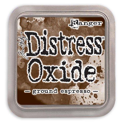 Tim Holtz Distress Oxide Ink-Ground Espresso