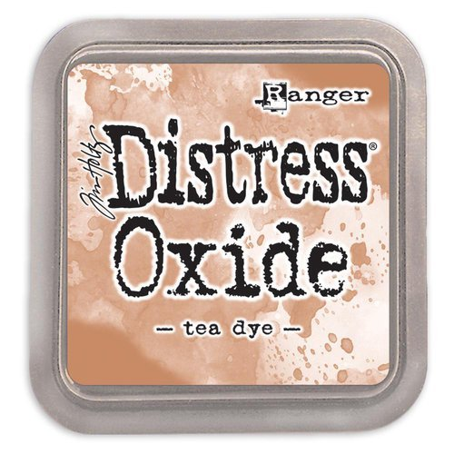 Tim Holtz Distress Oxide Ink-Tea Dye
