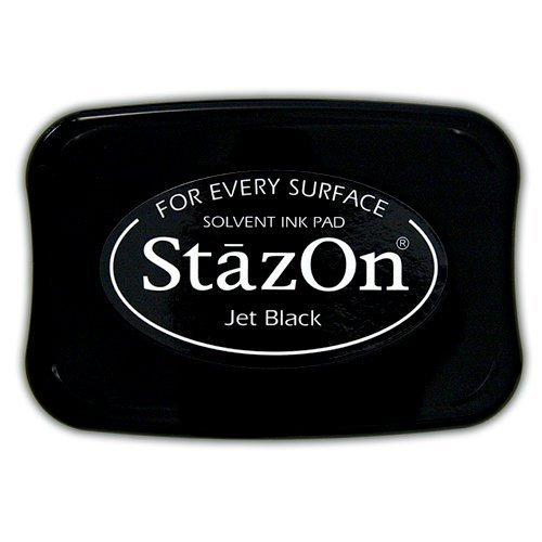 StazOn-Jet Black