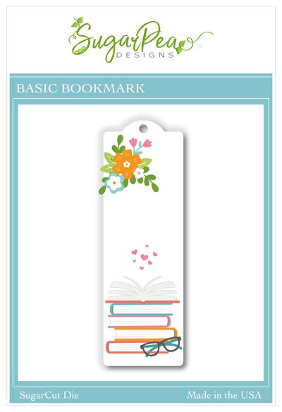 SugarPea Designs-Basic Bookmark Die