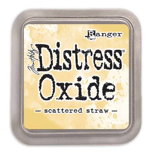 Tim Holtz Distress Oxide Ink-Scattered Straw