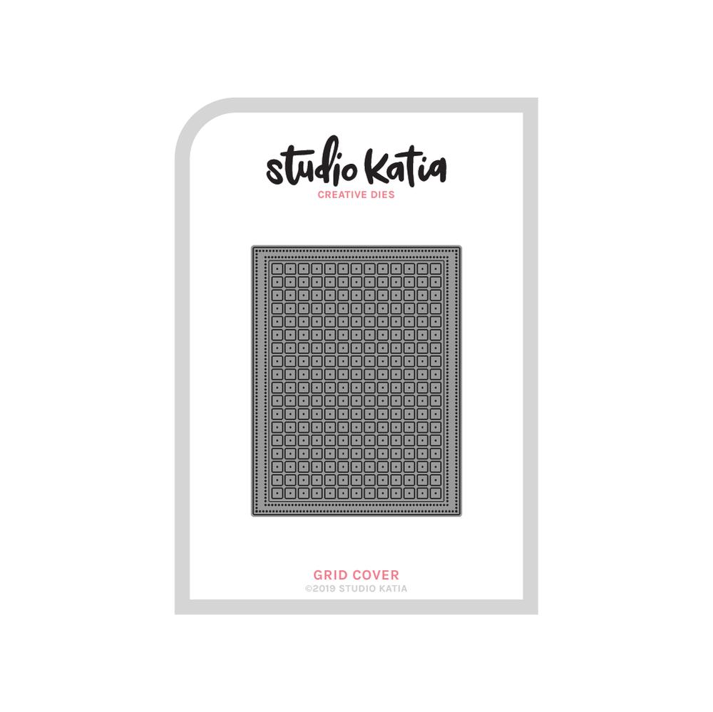 Studio Katia-Grid Cover Die