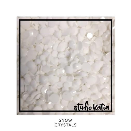 Studio Katia Crystals-Snow