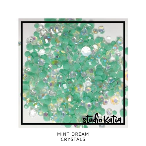 Studio Katia Crystals-Mint Dream