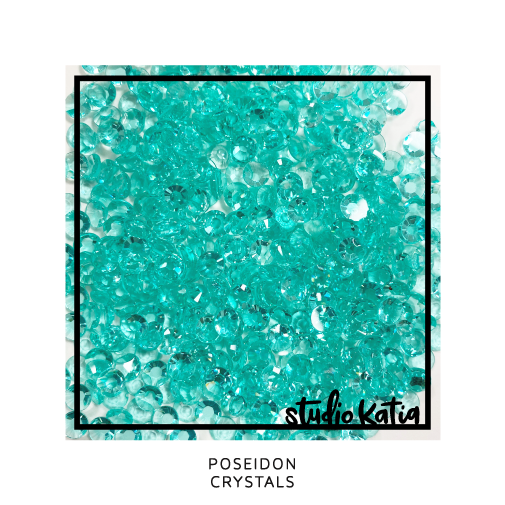 Studio Katia Crystals-Poseidon