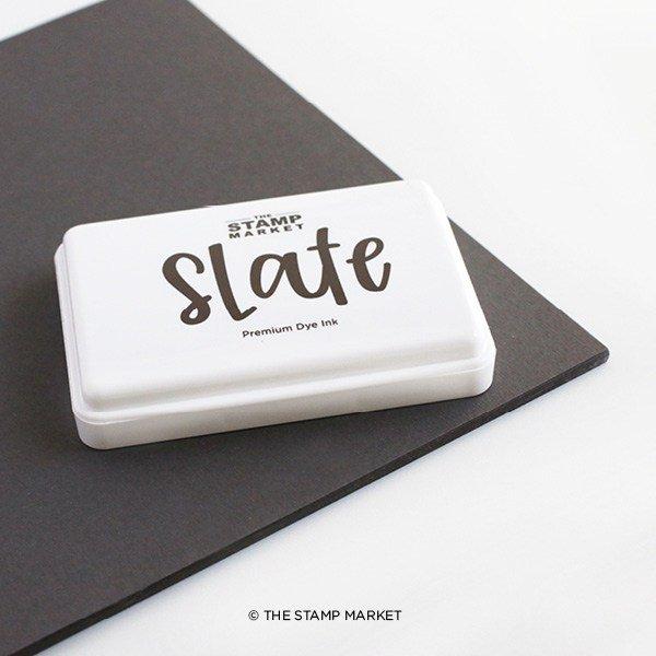 The Stamp Market Ink-Slate