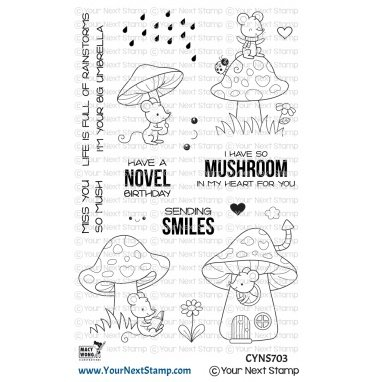 Your Next Stamp-So Mush Fun Stamp