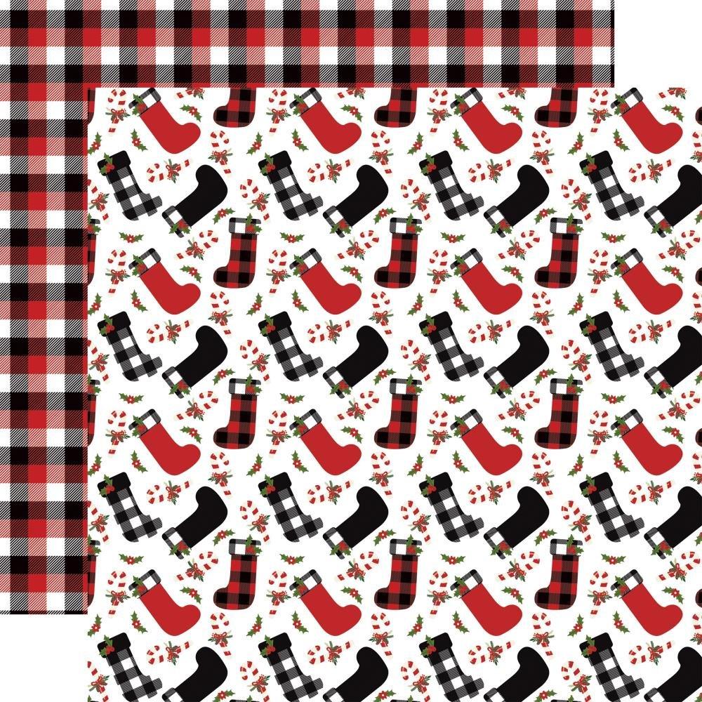 A Lumberjack Christmas-Stockings