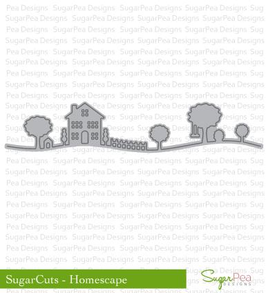 SugarPea Designs-Homescape Die