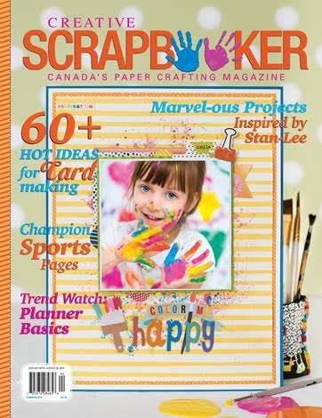 Creative Scrapbooker-Summer 2019
