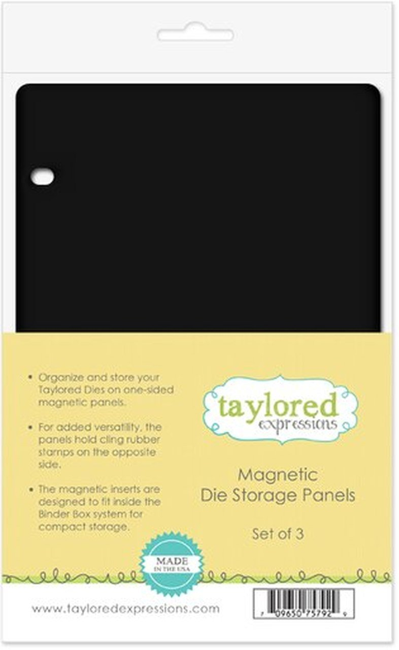 Taylored Expressions Magnetic Storage Panels
