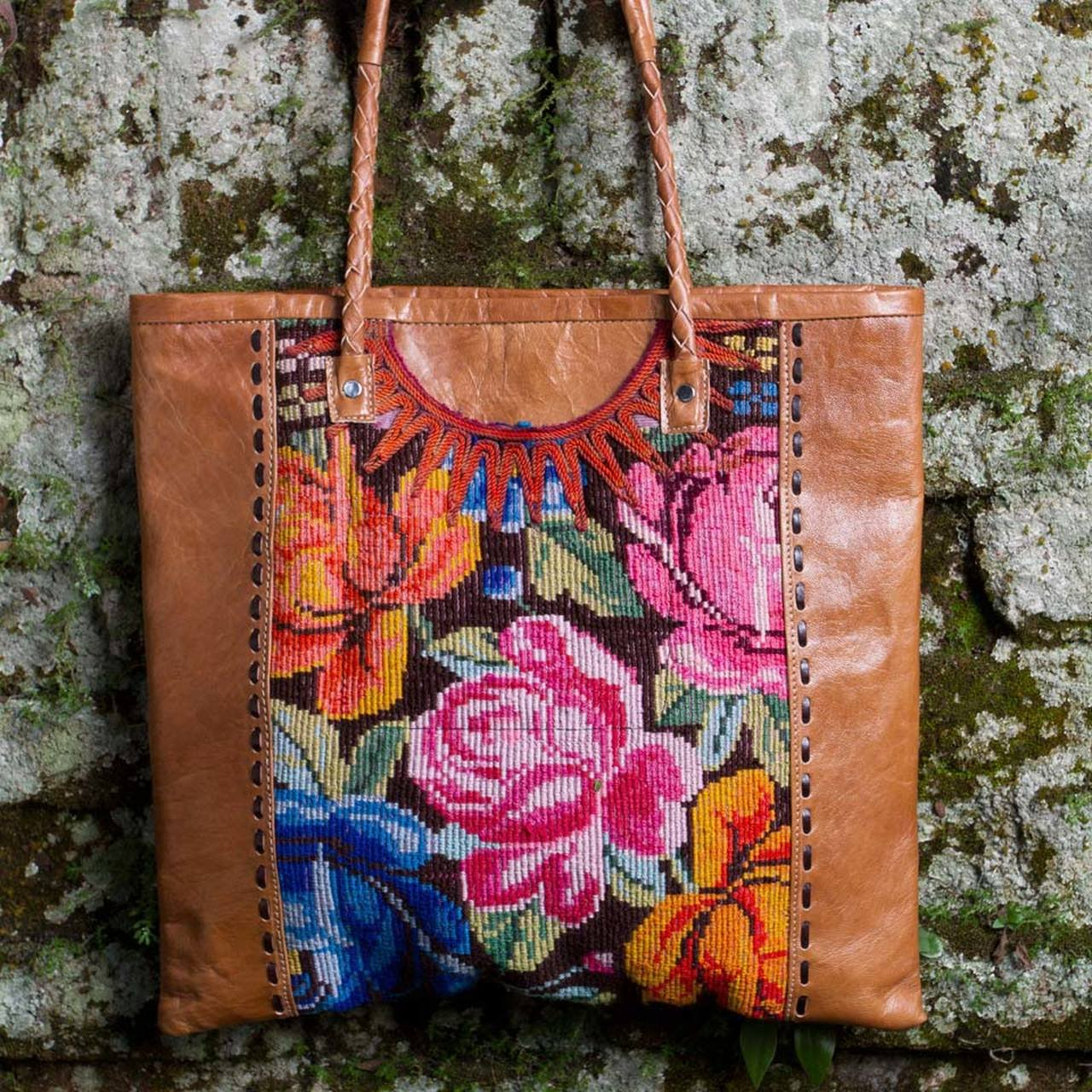 Chi Chi Leather Bag