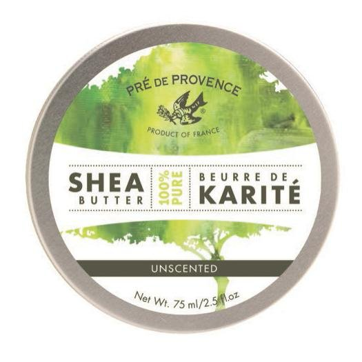 100% Pure Shea Butter 75ml Tin