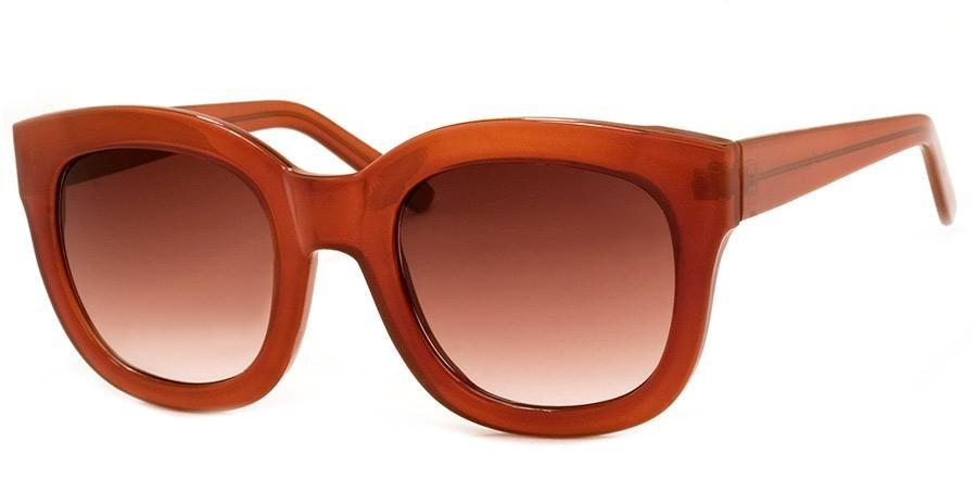 Sunglasses Feline Rust