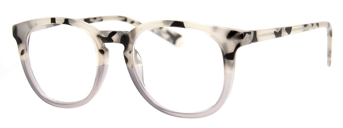 Readers Noir Leopard Grey