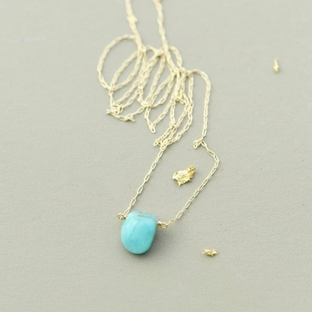 Archetype Necklace 19 Gold Fill Chain