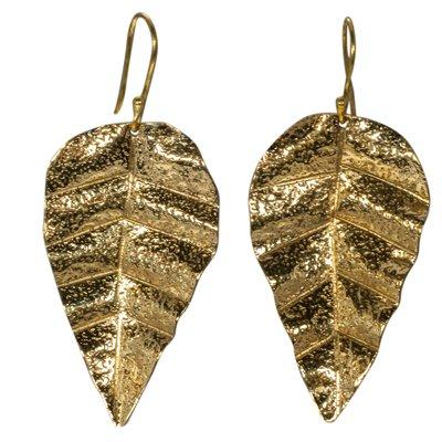 Birch Leaf Brass