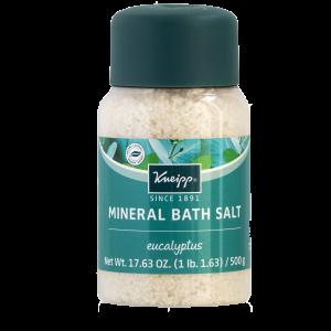 Kneipp - MINERAL BATH SALT EUCALYPTUS