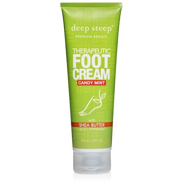 Candy Mint Foot Cream