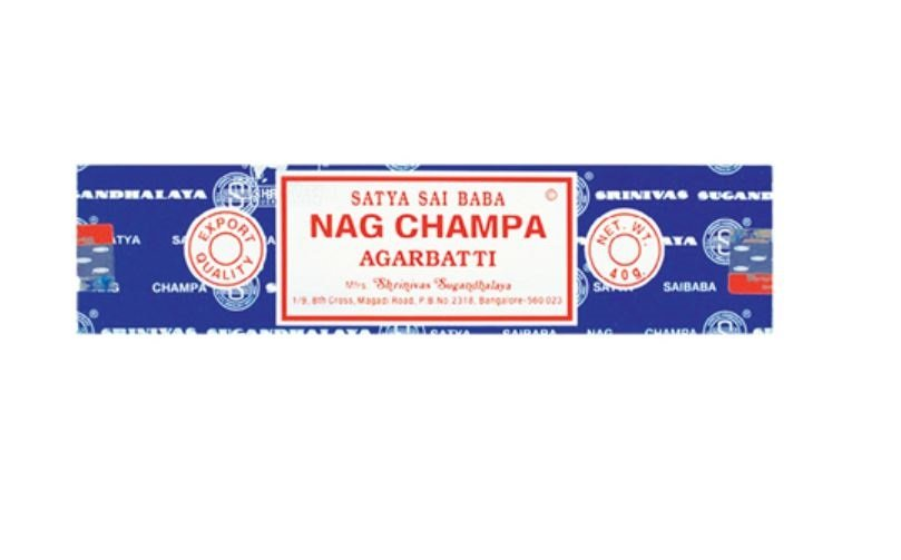 Nag Champa Assorted Incense 40g