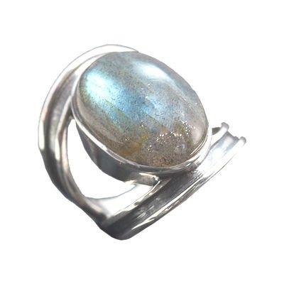 Cavernous Slvr Ring Ri 500