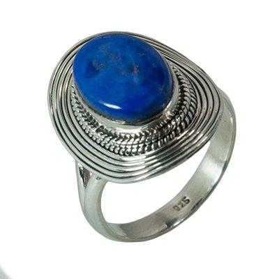 Cool Runnin Silver Ring