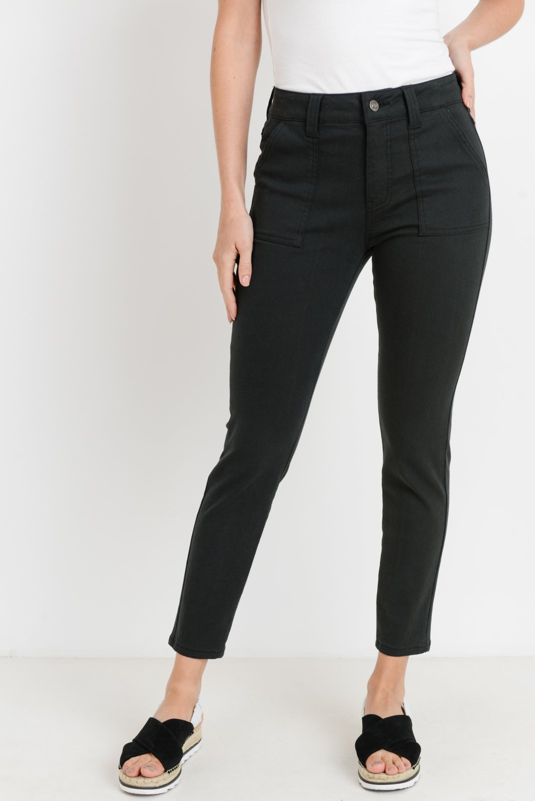 Carpenter Skinny Pant