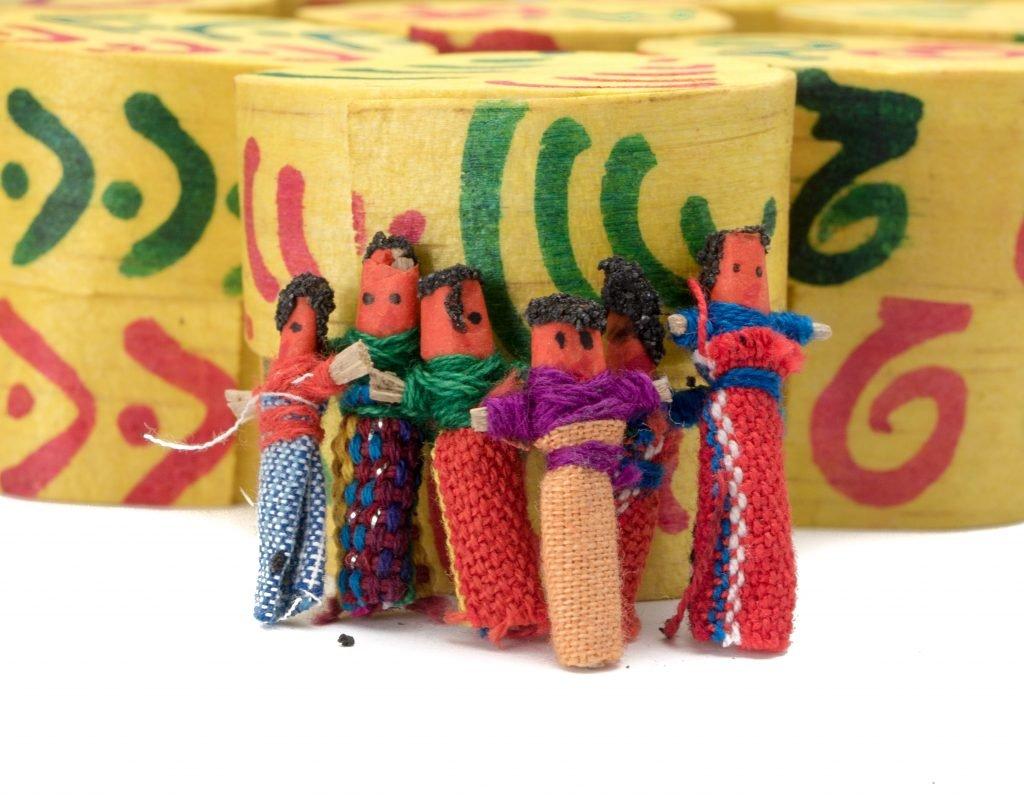 Worry Dolls, Guatemala