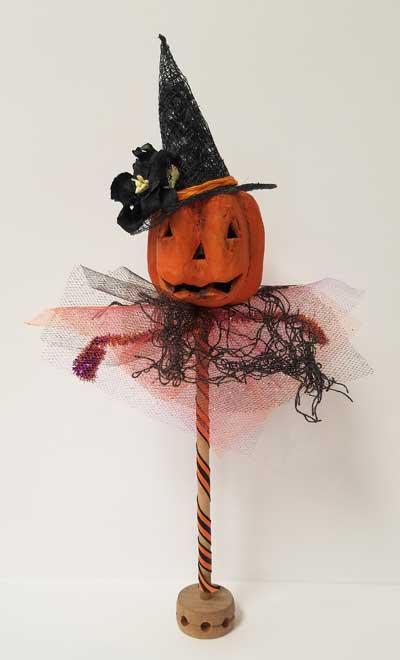 Pumpkin Head Art Kits to Go