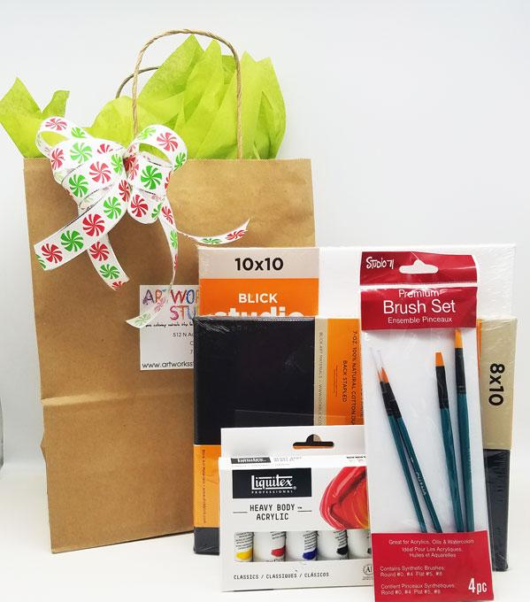 Acrylic Paint Set Grab & Gift