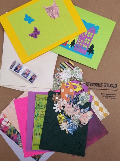 Card Making Art-to-Go Kit