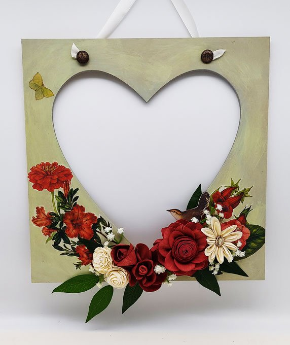 Hearts & Flowers Art Kits
