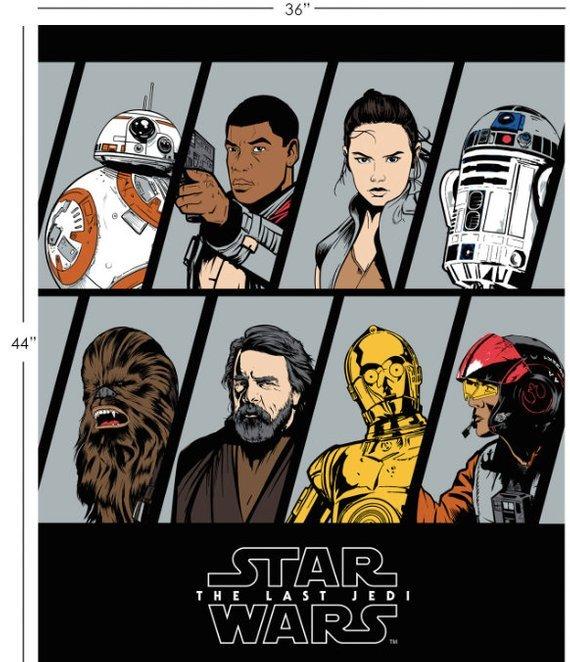 Quilt Kit - Star Wars