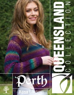 Queensland Perth Cardigan Pattern
