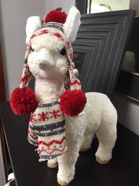 Alpaca Guy Alpaca Dolls
