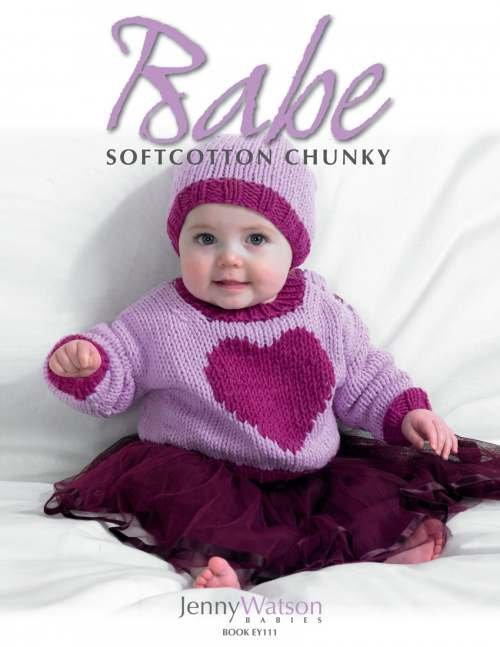 Babe Softcotton Chunky Pattern Book