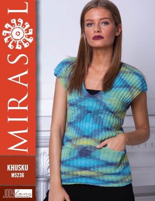 Marisol Khusku Anistasia Top Pattern