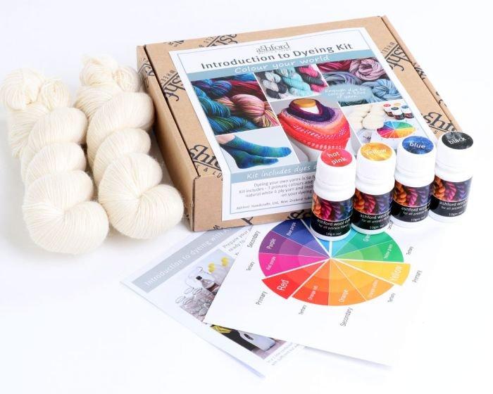 Intro Dyeing Kit by Ashford Handicrafts