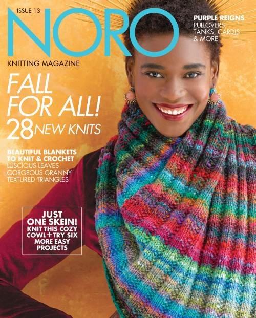 Noro Knitting Magazine Fall & Winter 2018